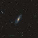 M106 galaxy and Neighbors,                                pedro lozano