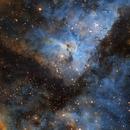 homunculus nebula - Eta Carinae,                                Maicon Germiniani