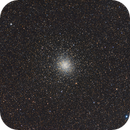 Globular Cluster M22,                                equinoxx
