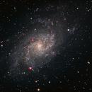 M33 - Triangulum Galaxy,                                Willem Jan Drijfhout