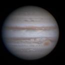 Júpiter y Callisto 22Febrero2014,                                Javier Reglero