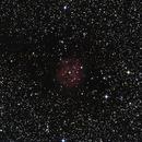 The Cocoon Nebula - redone,                                Mattes