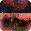 Dark Structure of the Soul Nebula,                                David McClain