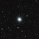 M13 Hercules globular cluster,                                Dainius Urbanavicius