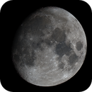 11 Days Old Moon (With 71/450mm APO),                                astropical