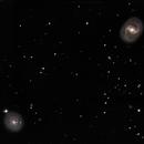 A Study of the Virgo Galaxy Cluster - Part 35: Messier 91,                                Timothy Martin & Nic Patridge