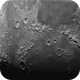 Moon (Mare Imbrium,Crater Archimedes and Apenninus mountains),                                John Leader