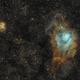 Messier 8 and 20,                                Marek Koenig