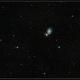 NGC 5194,                                Frédéric THONI