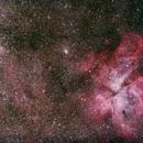 NGC3372,                                Wang-hua Li, Mack