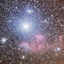IC 59 / 63 - Gamma Cassiopea Nebulosity,                                Riccardo A. Ballerini