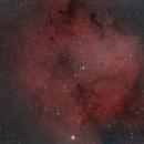 Elephant Nebula RGB HaOIII,                                bobfang