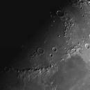 Montes Apenninus - Archimedes - Caucasus & Archimedes - Aristillus - Cassini craters,                                Euripides