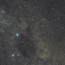 Coalsack Dark Nebula & Southern Cross,                                Howard Knytych