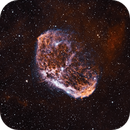 Crescent Nebula,                                Patrick Hsieh