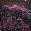 Western Veil Nebula,                                SmackAstro