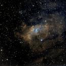 NGC 7635 Bubble Nebula HSHO,                                Emilio Zandarin