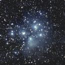 Pleiades - M45,                                Shawn