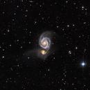 M51 - Whirlpool Galaxy,                                Joe Sadony