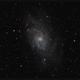 M33 - The Triangulum Galaxy,                                Brent Cooley