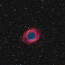 Nebulosa de la Helice NGC 7293,                                Chesco Carbonell