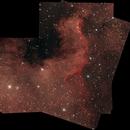 NGC 7000 The Great Wall,                                christian_herold