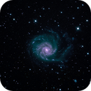 Pinwheel galaxy,                                Boommutt
