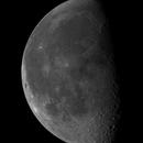 Moon : High resolution (08/2015),                                JG