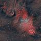 NGC2264 Fox fur and Cone Nebula,                                Kesphin