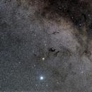 Barnard's E Nebula,                                Siegfried