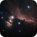Horsehead and Flame Nebulas,                                Loran Hughes