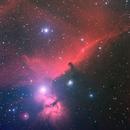 IC 434 Ha LRGB,                                mdohr