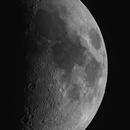 High res moon mosaic Mar 31st 2020,                                Wouter D'hoye