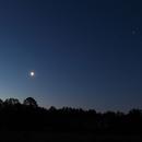 Moon – Mars – Saturn – Jupiter,                                Van H. McComas