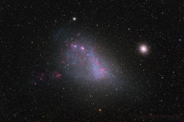 Small Magellanic Cloud and 47 Tuc,                                Wei-Hao Wang