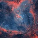 IC1805 – Heart Nebula,                                Adam Cseh
