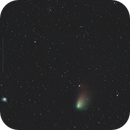 Comet C/2020 F8 SWAN, early morning, Not what I Expected,                                Dan Bartlett