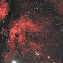 IC 1318 - Nébulosités autour de Sadr,                                Sagittarius_a