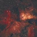 NGC 3372 Eta Carina Nebula,                                Craige