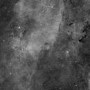 VdB 130 H-alpha,                                Eric Coles (coles44)