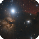 Alnitak, The Flame Nebula, Horsehead Nebula,                                Fenton