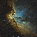 NGC 7380,                                Fabio Mirra