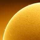 Transit of Mercury 2019,                                ken_and_sara