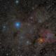 Around IC1396,                                paddy36