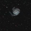 M101 & NGC 5474 - crop,                                Florian Drews