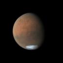 Mars on July 13, 2020,                                Chappel Astro