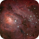 Messier 8 (Lagoon Nebula) - Southern Gems Collection,                                Fabian Rodriguez Frustaglia