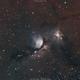 Messier 78,                                Salvatore Cozza