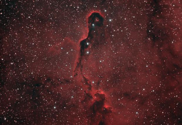 IC1396 - HOO,                                  basskep
