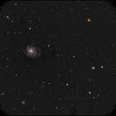 Pinwheel Galaxy,                                davidem27
